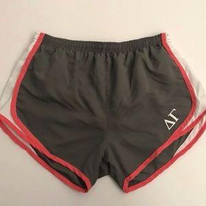 Boxercraft Shorts - Delta Gamma Running Workout Yoga Lounge Shorts